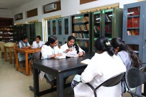 MVR Ayurveda College Library